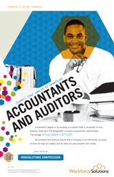 Occupational Poster - Accounts and Auditors