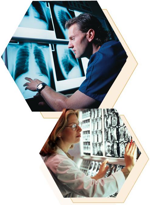 Radiologic technologist coursework